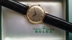Rolex - Rolex 34mm Solid 18k Yellow Gold Precision Swiss  - Masculin - 1950-1959
