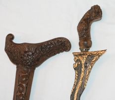 Kris (Keris) - Indonesia - mid 20th century