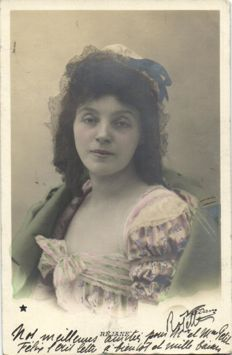 NADAR photographer 38 x-Mostly well-known persons from stage and theatre, period:1900/1920
