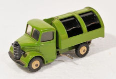 Dinky Toys - Schaal 1/48 - Bedford Refuse Truck (lime-green) No.252