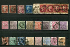 Great Britain - selection Victoria up to and including George VI