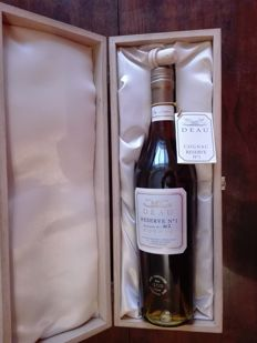 Cognac DEAU - Reserve no. 1  (Bottle Nr. 162)
