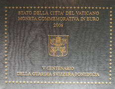Vatican - 2 Euro 2006 ´Pontifical Swiss Guard´ in blister