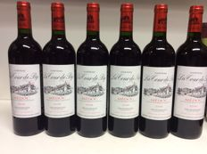 2006 Chateau La Tour de By Cru Bourgeois, Medoc, France , 6 bottles 0,75l