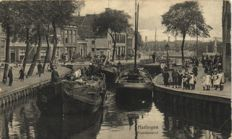 Harlingen 45 x-various streets including shipping-period:1900/1965