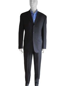 Prada - Virgin Wool Modern Fit Suit
