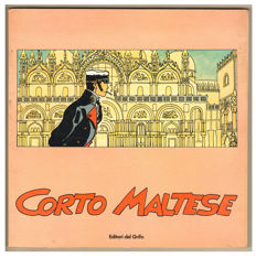 Paganelli and Zanotti - Corto Maltese catalogue - 1st edition 1985