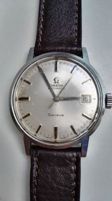 Omega - Automatic Geneve - Calibre: 565 - Men's - 1960s