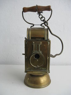 bunker lamp German ww1/ww2