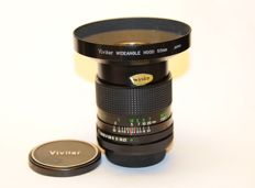 RARE!  Vivitar 35 mm F1.9 WIDE ANGLE lens for Canon FL/FD