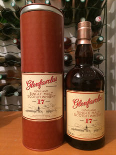 Glenfarclas 17 years old - Original bottling - 700ml - 43%