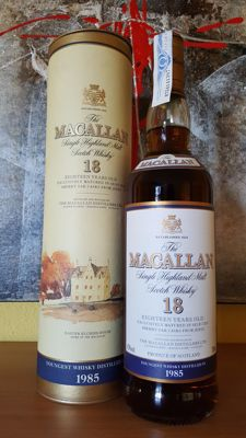 Macallan 1985 - 18 years old