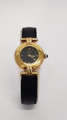 Cartier - Must Colisee Vermeil - Ref. 590002 - Women