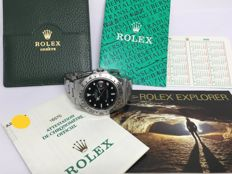 Rolex Explorer II Swiss Dial  Automatic 40 mm 16570