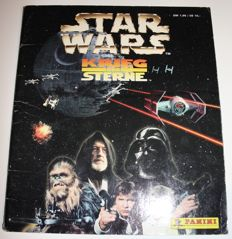 Panini - Star Wars - Krieg der Sterne - 1996 - Complete album German language issue
