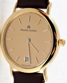 Maurice Lacroix - Gold - Excellent Condition - Damer