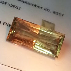 Color Change Diaspore - 7.58 ct