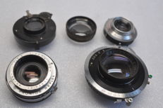 LOT OF OLD LENSES