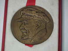 Poland/USSR - Medal 1972 - 50 Years of the USSR V. I. Lenin