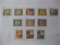 Dutch East Indies 1873/1948 - Collection including Bandung Trade Fair and New Guinea