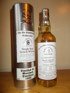 Mortlach 19 years old  1996 - Signatory Vintage