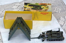 Dinky Toys-France - Scale 1/48 - Bridgelaying Tank No.883