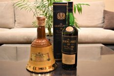 2 bottles - The Glenlivet 18 year old OB and  Bell's Specially Selected