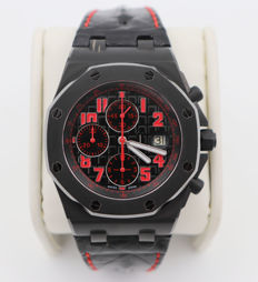 Audemars Piguet - Royal Oak Offshore Las Vegas Strip - 26186SN.OO.D101CR.01 - Masculin - 2000-2010