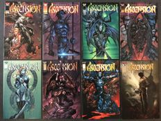 Image Comics - Ascension - Issues #0-22 - Complete Set - x23 SC - (1997/2000)