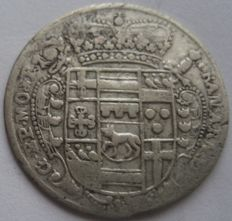Germany, Bishopric of Munster - Franz Arnold 1/12 Thaler 1716 WR