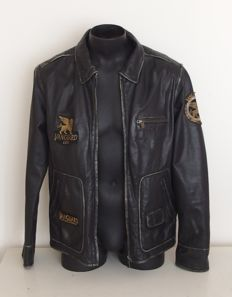 Vanguard - Leather jacket