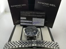 Raymond Weil Freelancer Chronograph Ref. 7730 Men's Watch - Year 2010 - Full Set