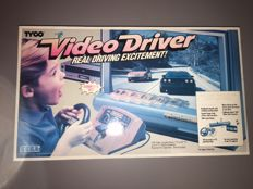 SEGA - TYCO - Video Driver console - Very rare!