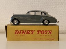 Dinky Toys-France - Scale 1/43 - Rolls Royce Silver Wraith No.551