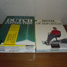 Largo Winch 1 t/m 13 - hc - 1e druk (1990/2004)