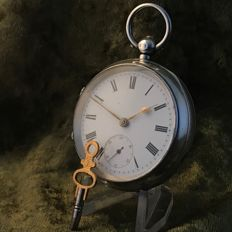 English lever pocket watch - 1906