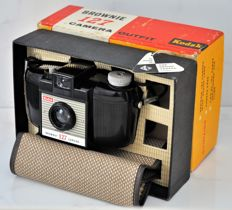 1959  KODAK  'Brownie 127'  and Case in original Box.