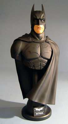 DC Batman: The Dark Knight - Hot Toys Collectible - Bust / Statue 1/4th (2008)