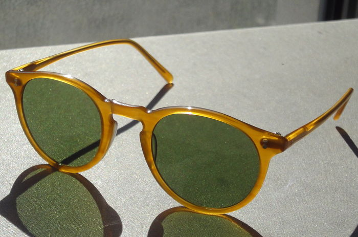 a6ac4f33450e Oliver Peoples – Limited Edition O Malley classic Sunglasses – Unisex ...