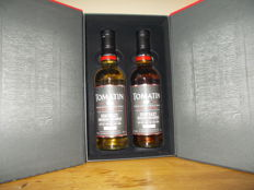 2 bottles - Tomatin Contrast Limited Edition
