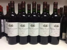 2000 Chateau Carcanieux Cru Bourgeois, Medoc, France , 10 bottles 0,75l