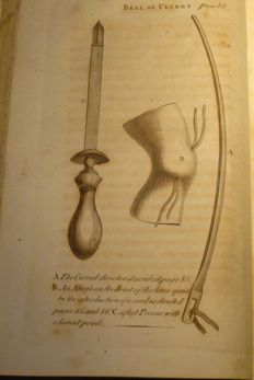 Benjamin Bell - A treatise on the theory and management of ulcers with a dissertation on white swellings of the joints. To Which is Prefixed, an Essay on the Chirurgical Treatment of Inflammation and its Consequences - 1787