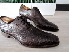 Cordwainer - Real Snakeskin Shoes - Atelier Handmade