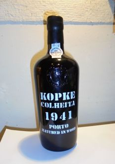 1941 Colheita Port Kopke - bottled in 2017