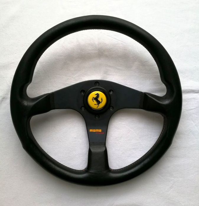 MOMO Corse steering wheel for Ferrari F40
