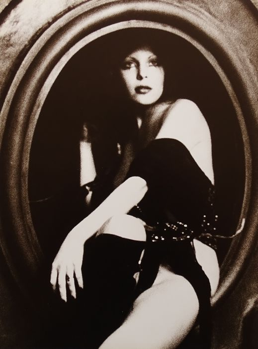 Photo; Irina Ionesco - Elisabeth V - 1974