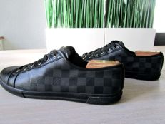 Louis Vuitton – Damier Graphite Punchy Trainer