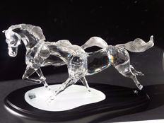 Swarovski limited edition of 10,000 pieces - The Wild Horses
