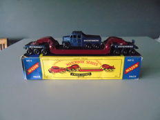 Moko Lesney Matchbox - Échelle inconnu - Major Pack M-6 Pickfords 200 ton Transporter