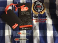 State of Art Mille Miglia shirt - size M